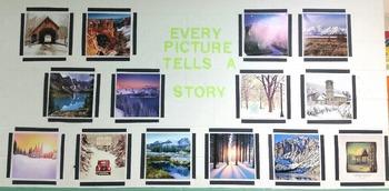 Re-purposed Calendar Wall display