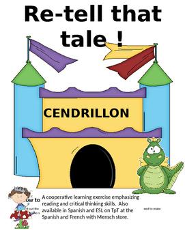 Re-tell That Tale Cendrillon (Cinderella)