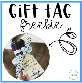 ReMARKable Gift Tag Freebie