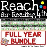 Reach For Reading 4th Grade Full Year Bundle | National Ge
