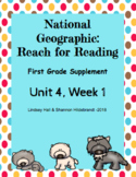 Reach For Reading U4 WK1 Resources