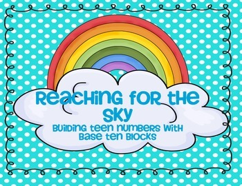 Reach For The Sky: Building Teen Numbers