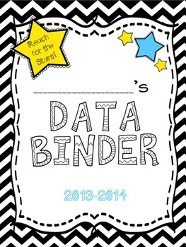 Reach For The Stars Student Data Binder