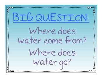 Reach for Reading 2nd Grade Unit 3 Big Question Bulletin Board