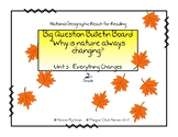 Reach for Reading 2nd Grade Unit 5 Big Question Bulletin Board