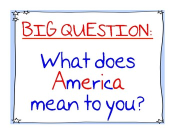 Reach for Reading 2nd Grade Unit 8 Big Question Bulletin Board