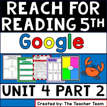 Reach for Reading 5th Grade Unit 4 Weeks 3 and 4 for Google Drive