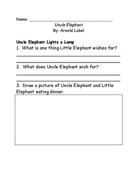 Reach for Reading Grade 1: Leveled Readers comprehension questions Units 1-8