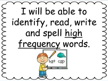 Reach for Reading Grade 1 Unit 2 objectives