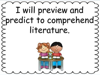 Reach for Reading Grade 3 Units 1-8 Objectives