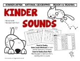 Reach for Reading KINDER SOUNDS Fully Aligned Kindergarten