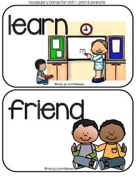 Reach for Reading: Kindergarten Unit 1