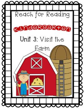 Reach for Reading: Kindergarten Unit 3