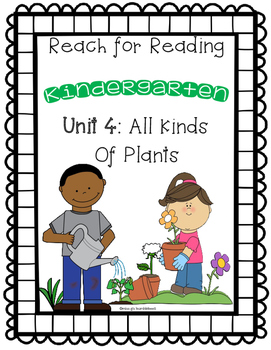 Reach for Reading: Kindergarten Unit 4