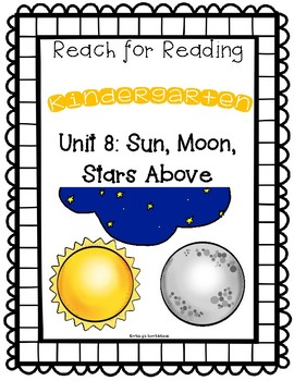 Reach for Reading: Kindergarten Unit 8