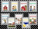 Reach for Reading: Kindergarten Units 1-9 Bundle