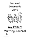 Reach for Reading National Geographic 1st Grade Writing Journal
