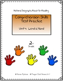 Reach for Reading National Geographic 2nd Grade Comprehens