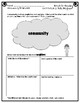 Reach for Reading National Geographic 2nd Grade Vocabulary Homework Unit 1