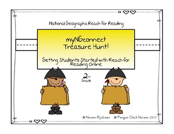 Reach for Reading National Geographic 2nd Grade myNGconnect Treasure Hunt