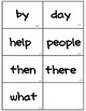 Reach for Reading National Geographic 2nd grade High Frequency Flash Cards