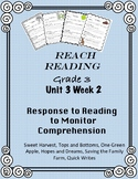 Reach for Reading National Geographic Grade 3 Unit 3 Week 2