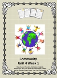 Reach for Reading National Geographic Grade 3 Unit 4 Week 1