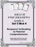 Reach for Reading National Geographic Grade 3 Unit 5 Week 4