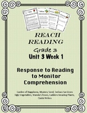 Reach for Reading National Geographic Grade 3 Unit 3 Week 1