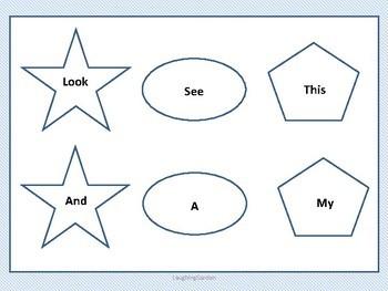 Reach for Reading Sight Word Sensory Bin