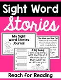 Reach for Reading Sight Word Stories
