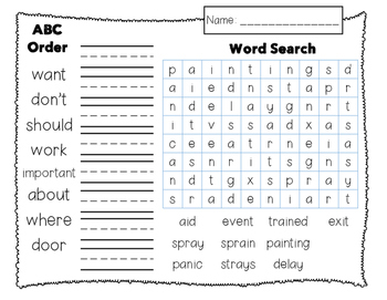 Nat Geo Reach for Reading Word Work Activities (Unit 4)