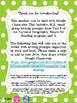 Reach for Reading Writing Prompts - Google Classroom