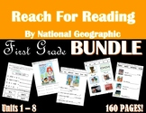 Reach for Reading by National Geographic Phonics BUNDLE Gr