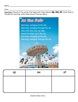 Reach for Reading by National Geographic Phonics First Grade Unit 3 Weeks 1- 4
