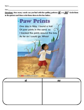 Reach for Reading by National Geographic Phonics First Grade Unit 5 Week 3.