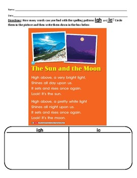 Reach for Reading by National Geographic Phonics First Grade Unit 6 Week 2