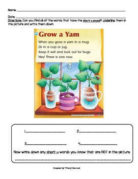 Reach for Reading by National Geographic Phonics First Grade Unit 2 Weeks 1-2