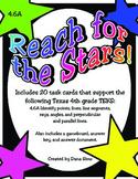 Reach for the Stars: 4th Grade Texas Math (TEKS 4.6A) STAAR Practice
