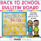 Reach for the Stars | A Back to School Bulletin Board