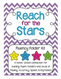 Reach for the Stars Fluency Folder