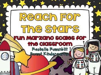 Reach for the Stars {Fun classroom Marzano Scales}