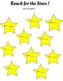 Reach for the Stars Math Worksheet!