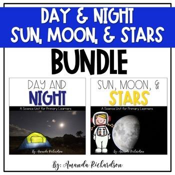 Sun Moon And Stars By Amanda Richardson Teachers Pay