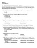 Reaching Olympus Vol 1 - Perseus and Medusa Reader's Theater Quiz
