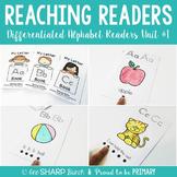 Reaching Readers Alphabet Readers Unit 1
