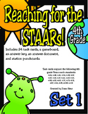 Reaching for the STAARS! (Set 1) 4th Grade Texas Math