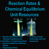 Reaction Rate, Chemical Equilibrium, and Le Chatelier's Pr