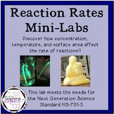 Reaction Rates Lab
