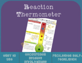 Reaction Thermometer